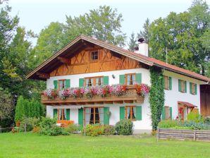 Bauernhof Bergblick
