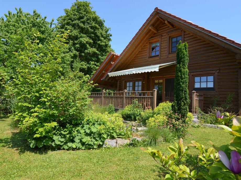 Außenaufnahme Villa Bavaria