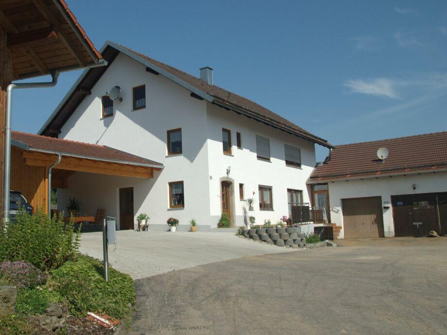 Außenaufnahme Landhaus Rosmarie