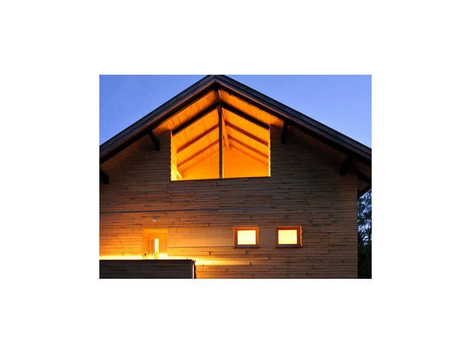 Außenaufnahme Waldarbeiterhaus I