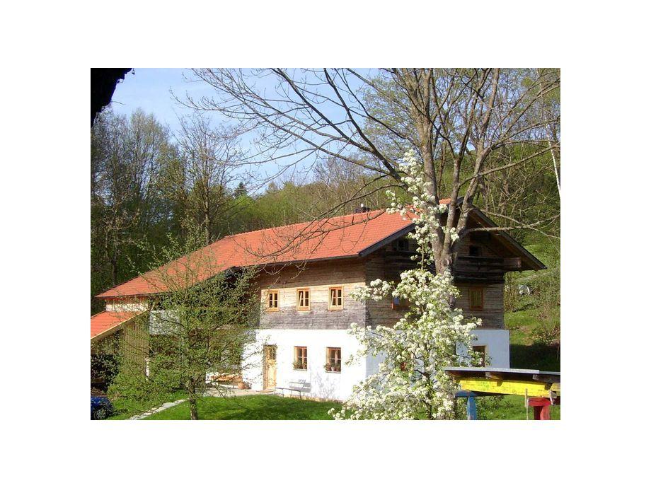 Außenaufnahme Ferienbauernhaus