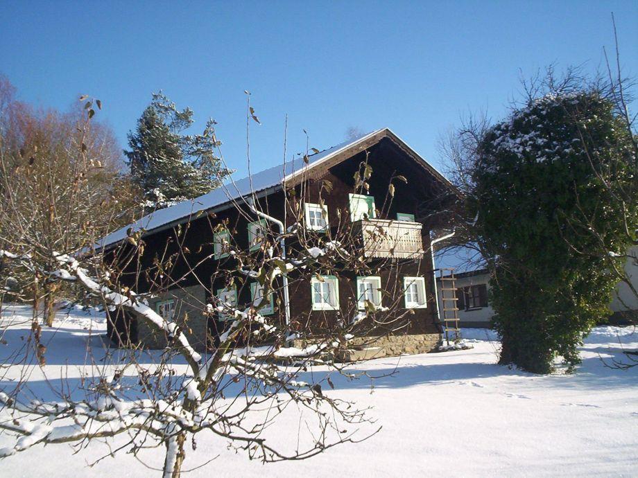 Außenaufnahme Waldlerhaus
