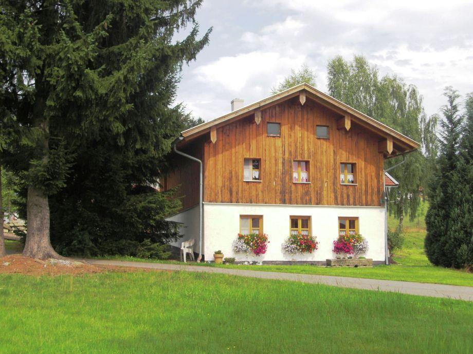 Außenaufnahme Ferienhaus Wiesing