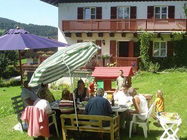 Ferienwohnung Im Zellertal