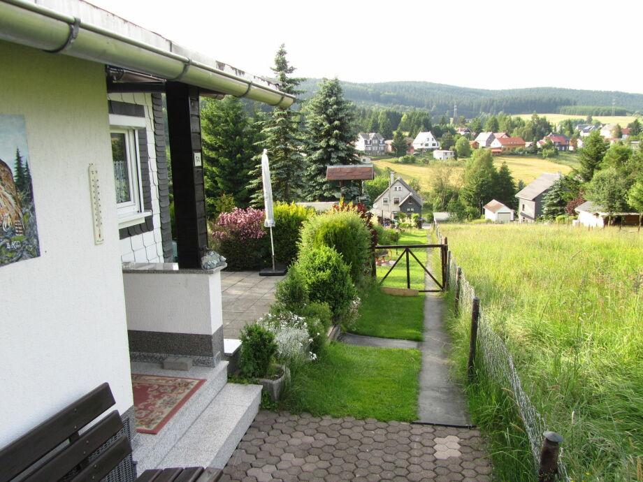 Außenaufnahme Ferienhaus Amm