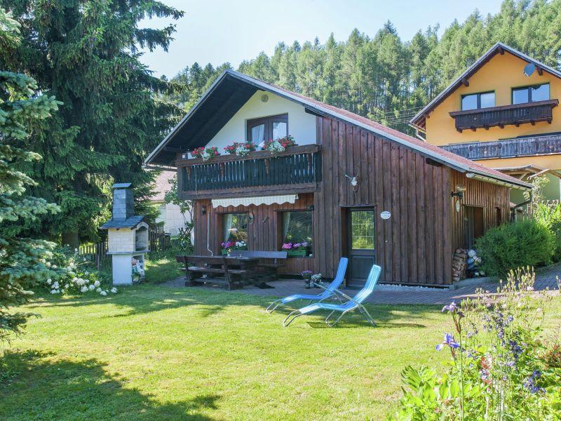 Ferienhaus Piesau