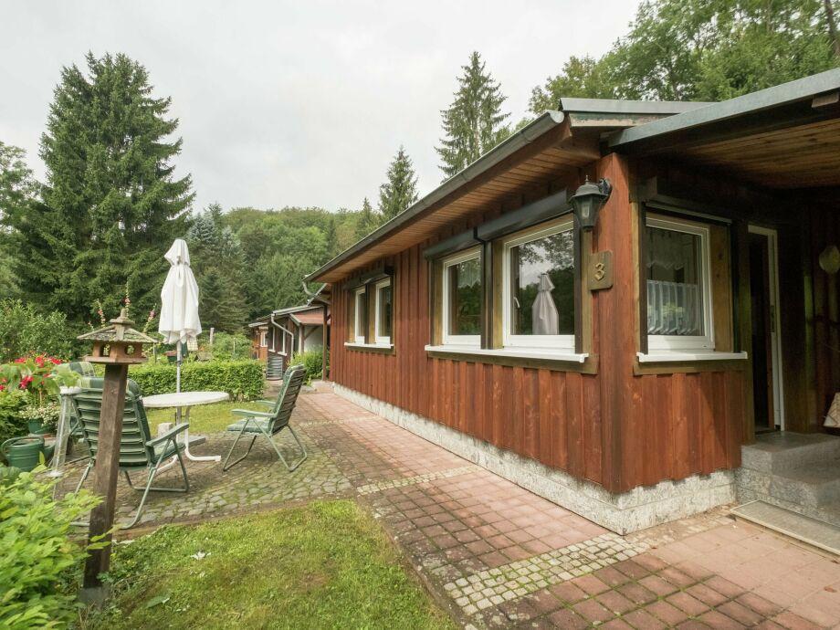 Außenaufnahme Ferienhaus Neustadt