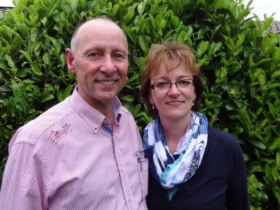 Ihr Gastgeber Doris und Lothar Bensmann