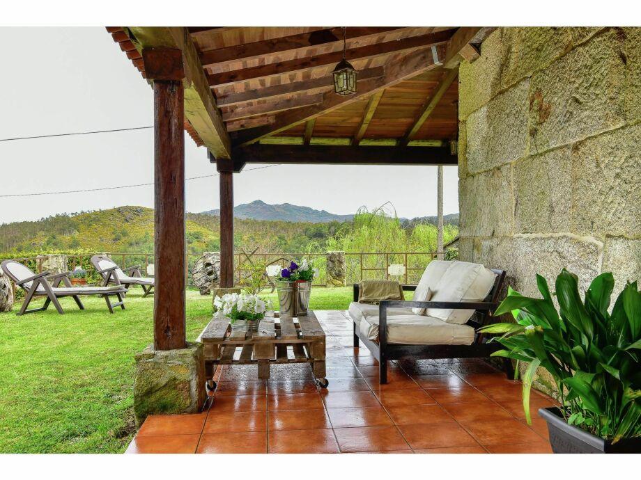 Außenaufnahme Casa Rural Verdugo