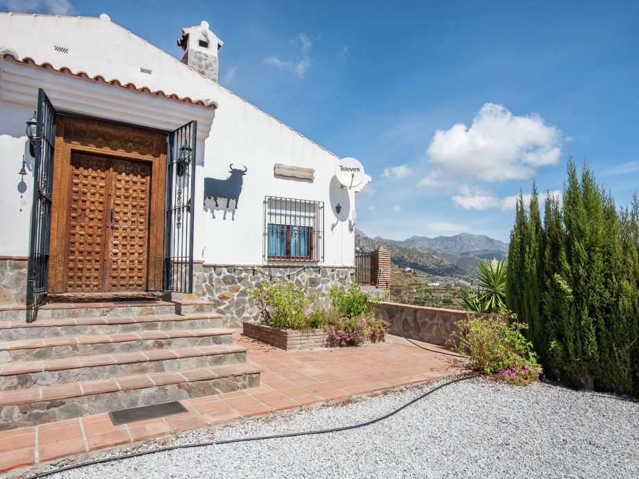 Außenaufnahme Casa Competa