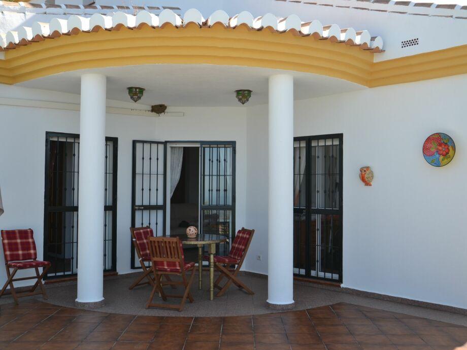 Außenaufnahme Casa Niña
