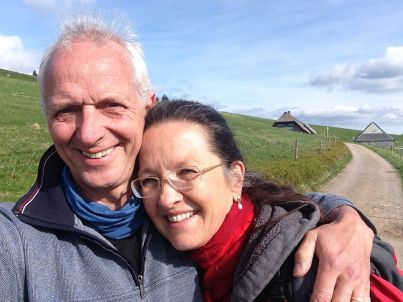 Ihr Gastgeber Andrea und Klaus Pfeiffer