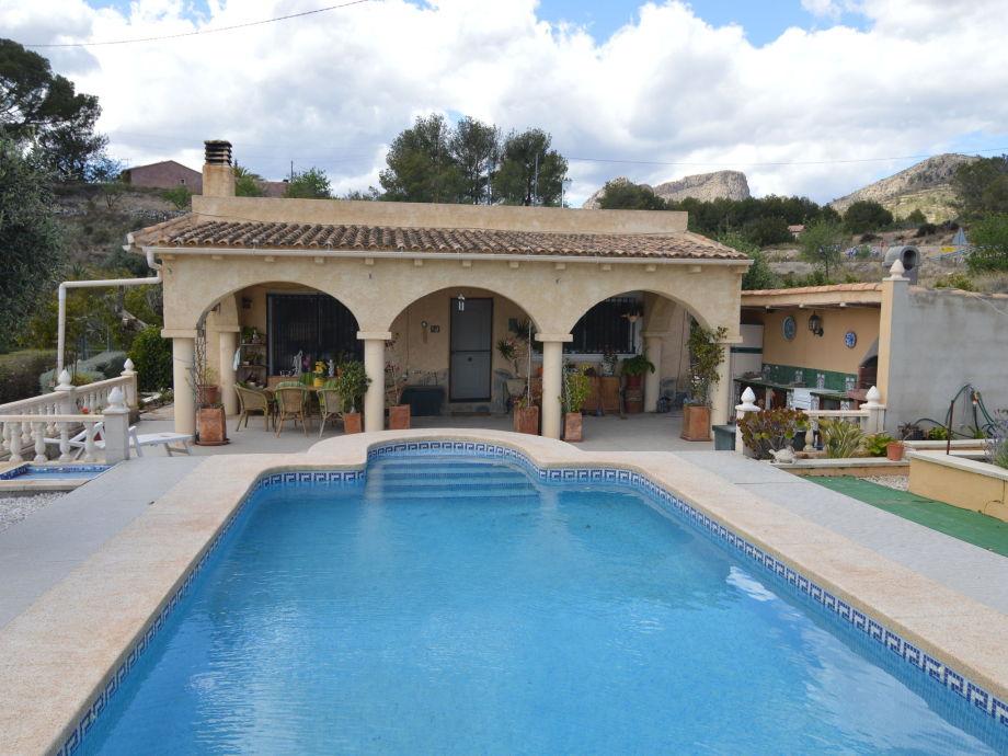 Außenaufnahme Casa Calido