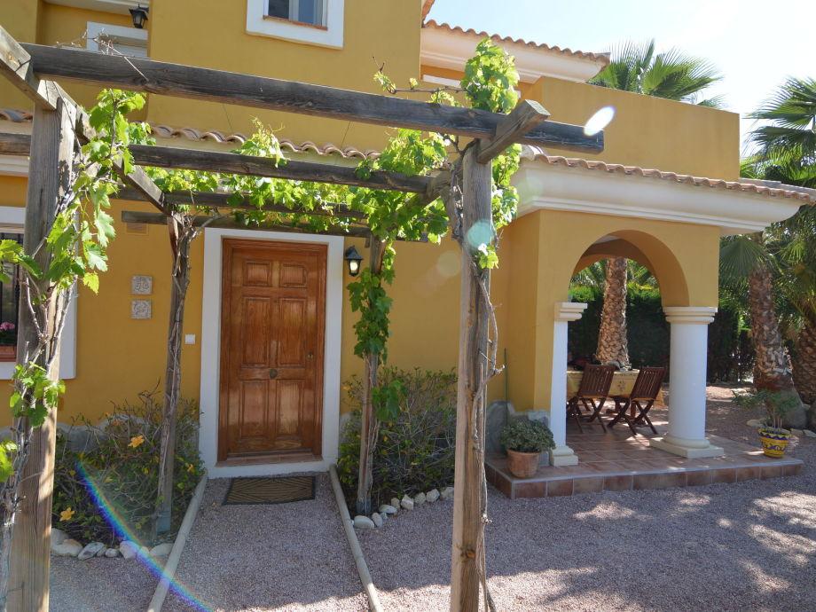 Außenaufnahme Casa Palmeral