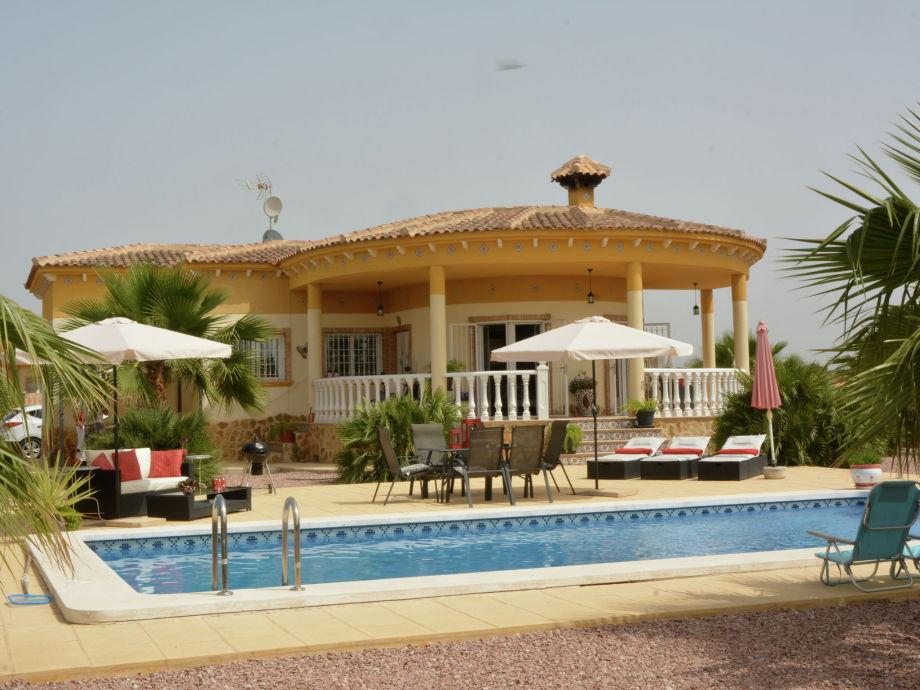 Außenaufnahme Villa Camino