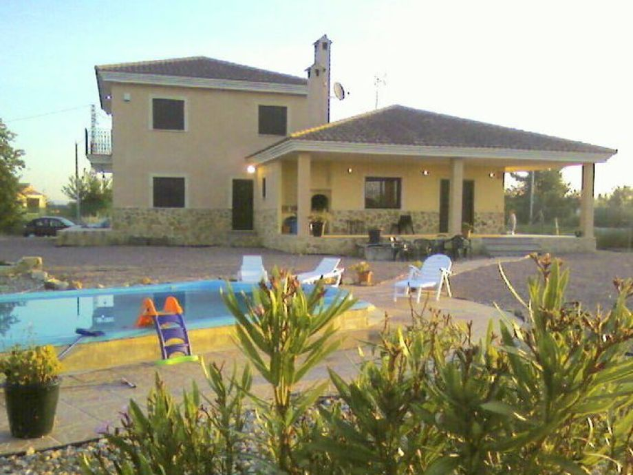 Außenaufnahme Partida de La Canaleta
