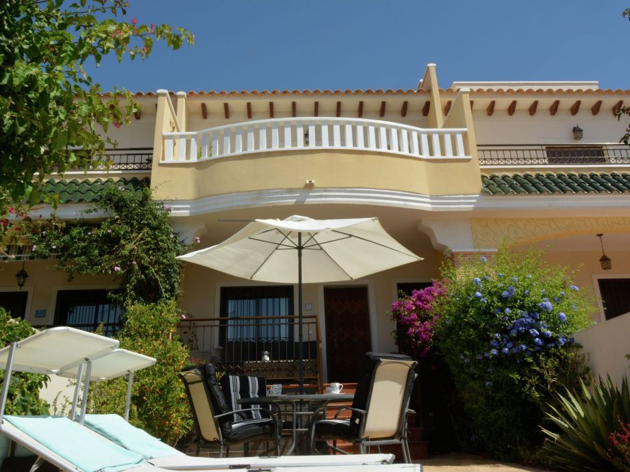 Außenaufnahme Casa Malaga