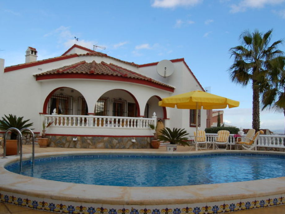 Außenaufnahme Villa Boya