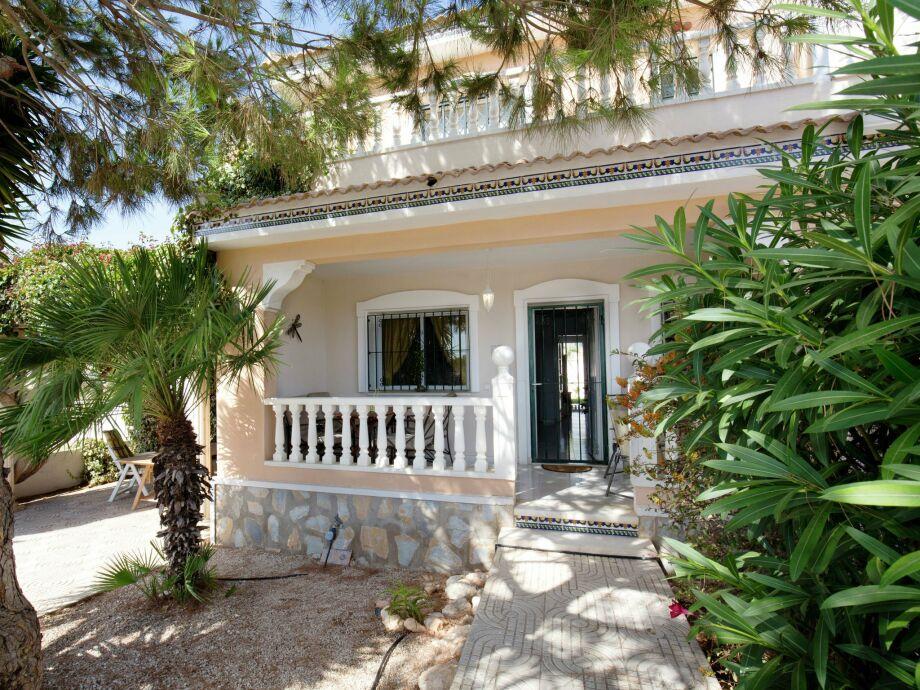 Außenaufnahme Casa Monte Azul