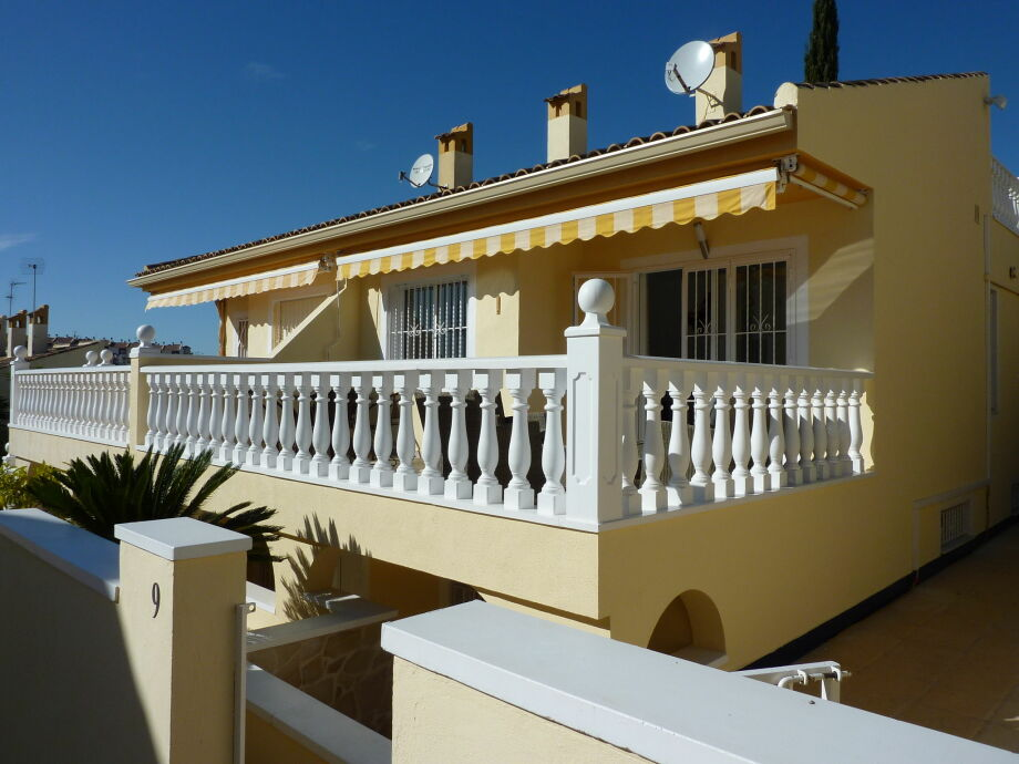 Außenaufnahme Casa Nevada