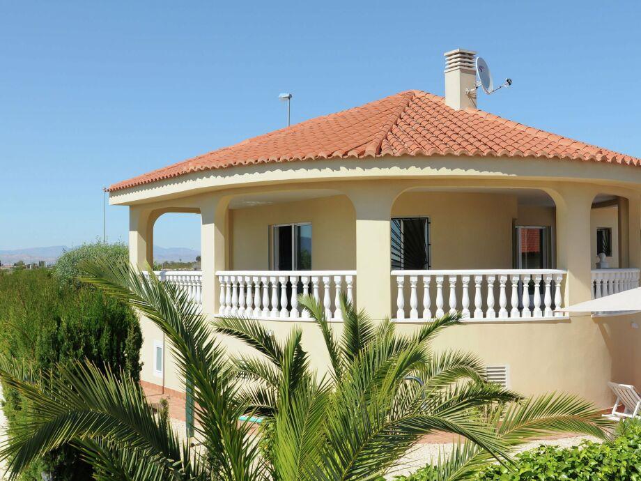 Außenaufnahme Villa Ondarroa