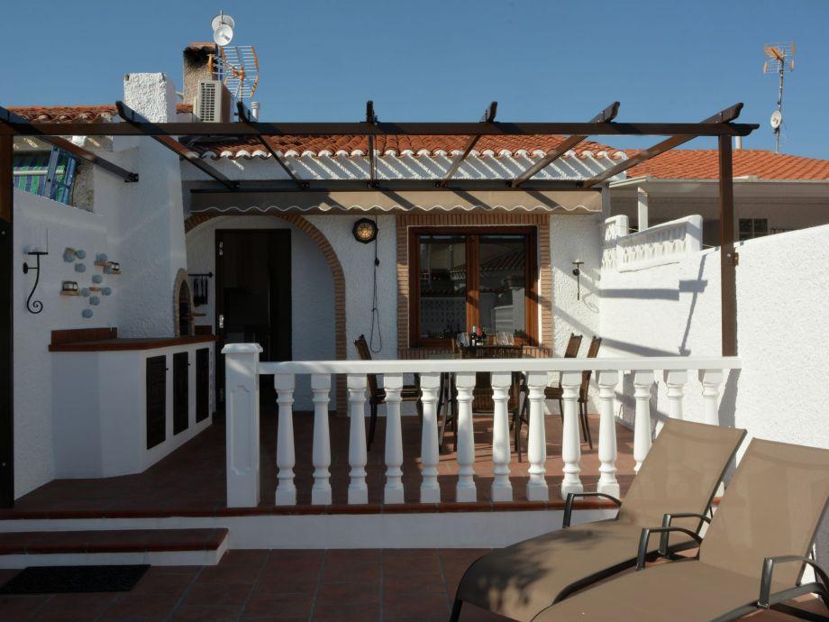 Außenaufnahme Casa Gaviota