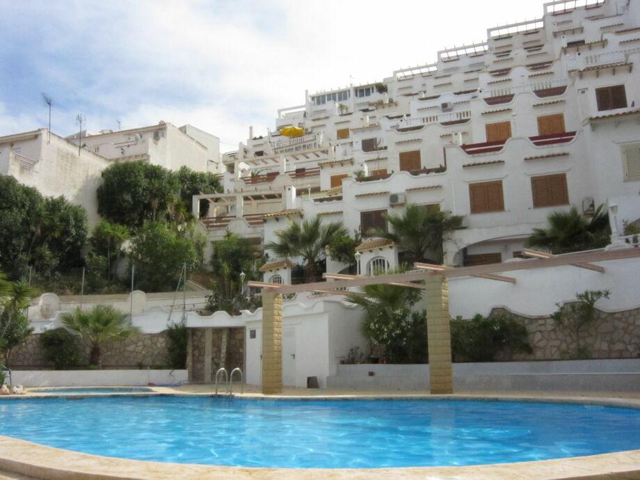 Außenaufnahme Balcon de Torreblanca
