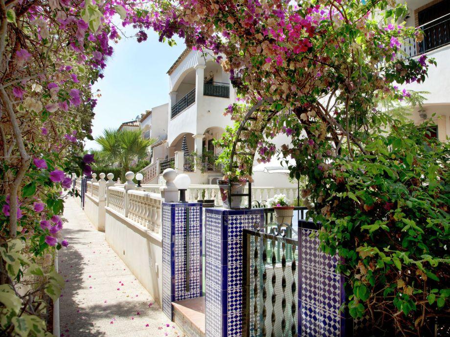 Außenaufnahme Casa Olive