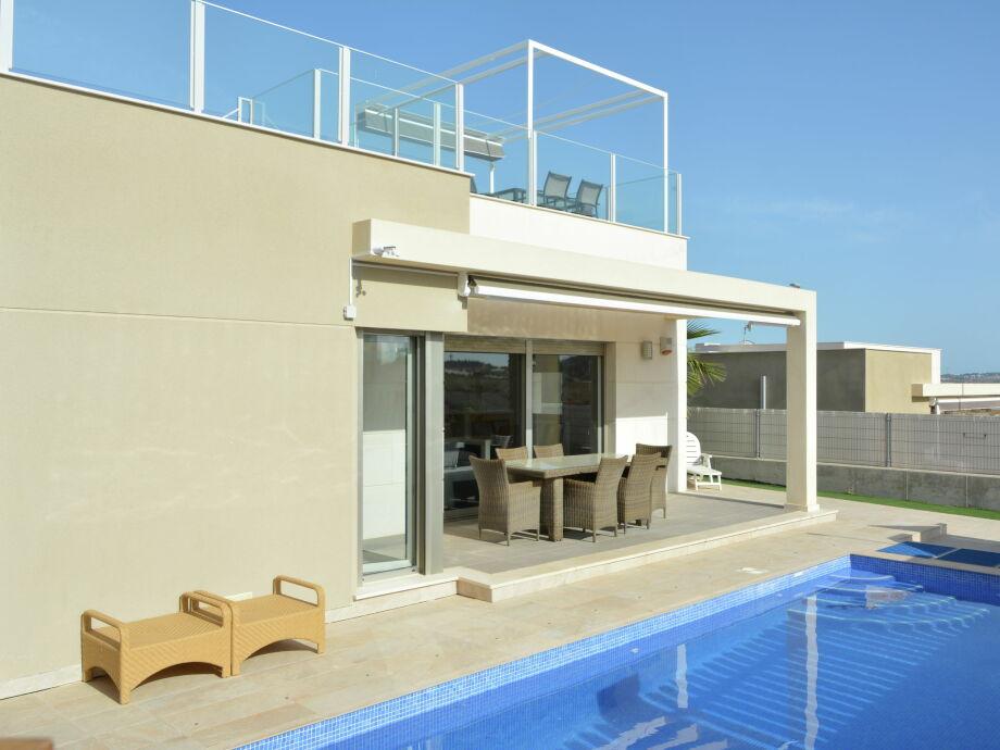 Außenaufnahme Villa Vistabella