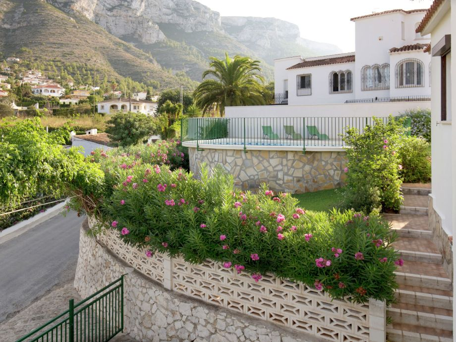 Außenaufnahme Casa Zorrera
