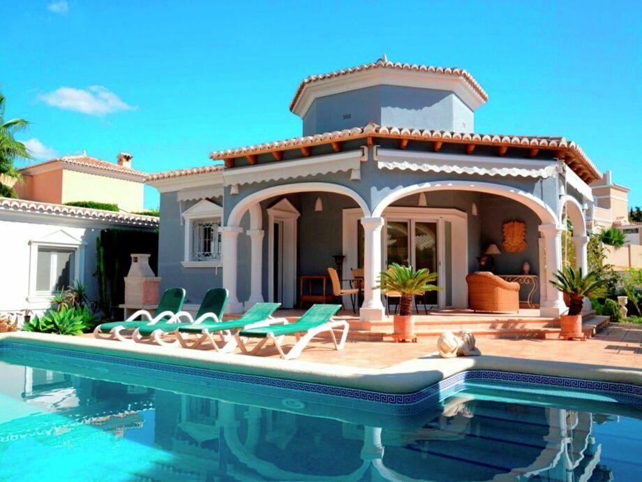 Außenaufnahme Villa Coral