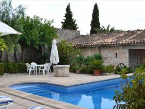 Ferienhaus Villa Campanet Vell
