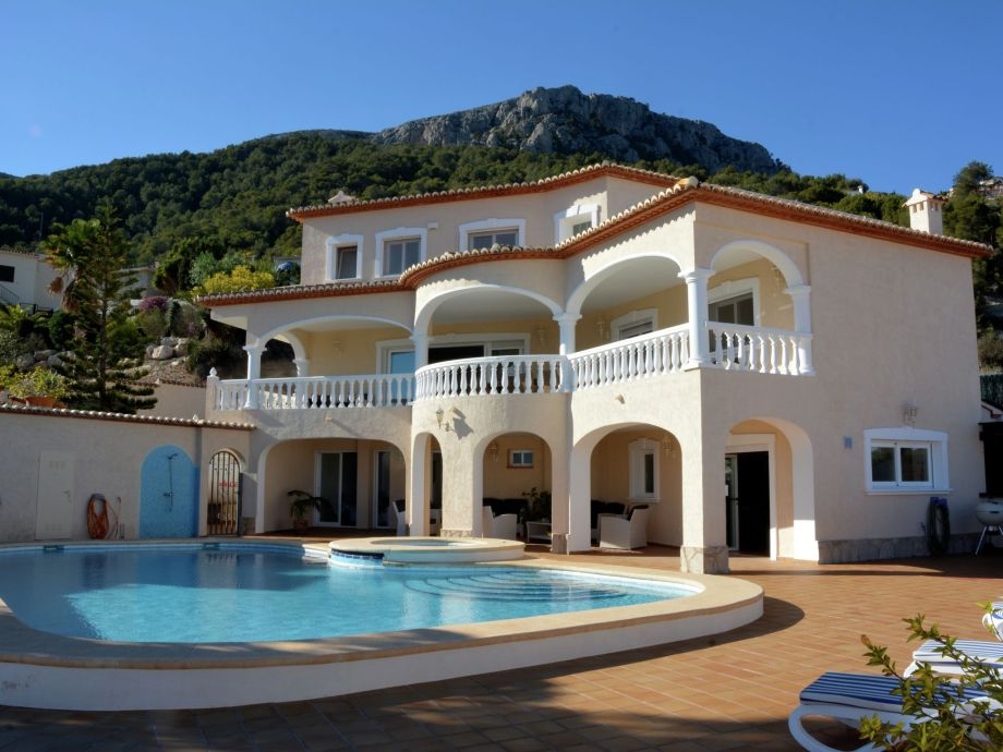 Außenaufnahme Villa Oltamar Vista