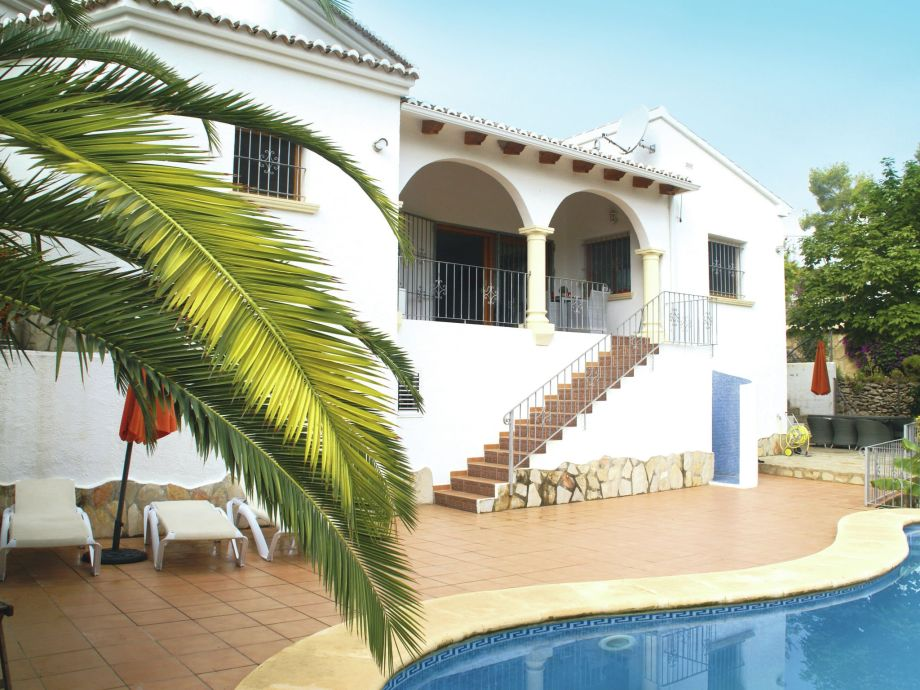 Außenaufnahme Villa Paraiso