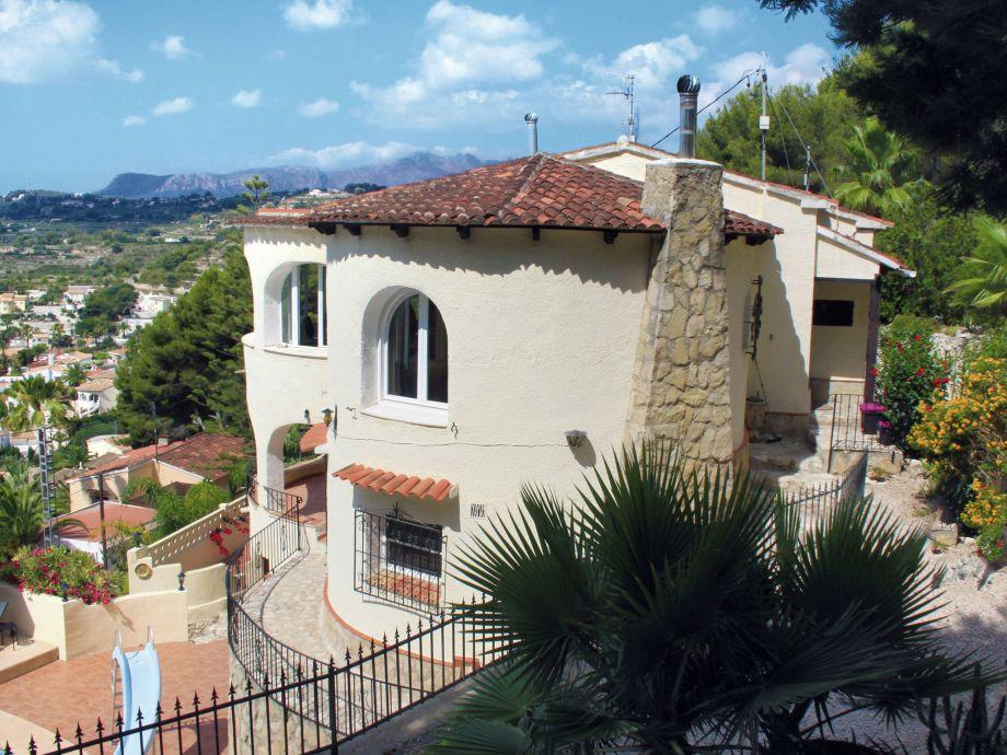 Außenaufnahme Villa La Risa