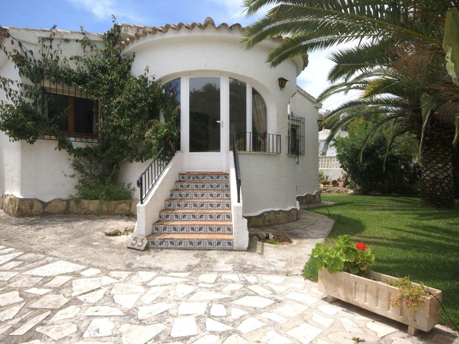 Außenaufnahme Casa Manzano