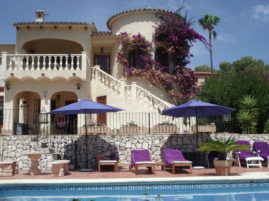 Außenaufnahme Villa Exclusiva el Sol