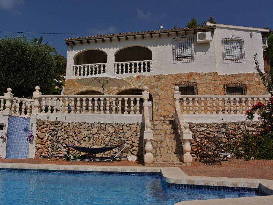 Außenaufnahme Casa dels Tossals