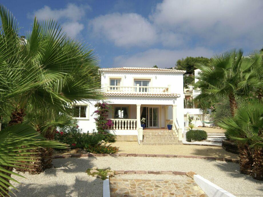 Außenaufnahme Villa Junique
