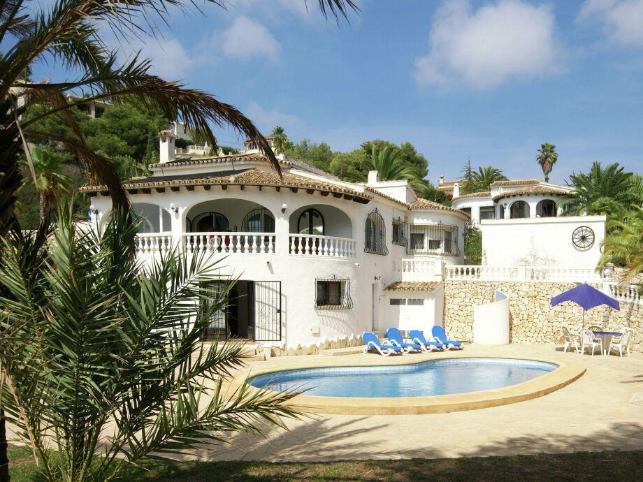 Außenaufnahme Villa Sueño