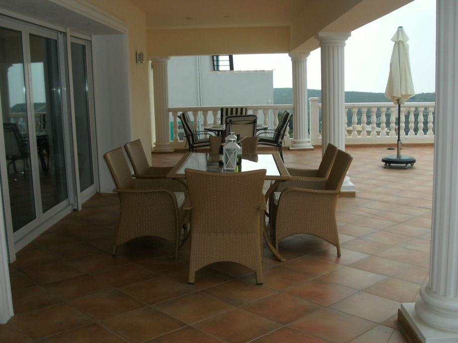 Außenaufnahme Villa Mila