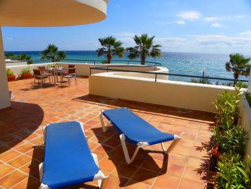 Ferienwohnung Strandwohnung Bermuda Beach 2
