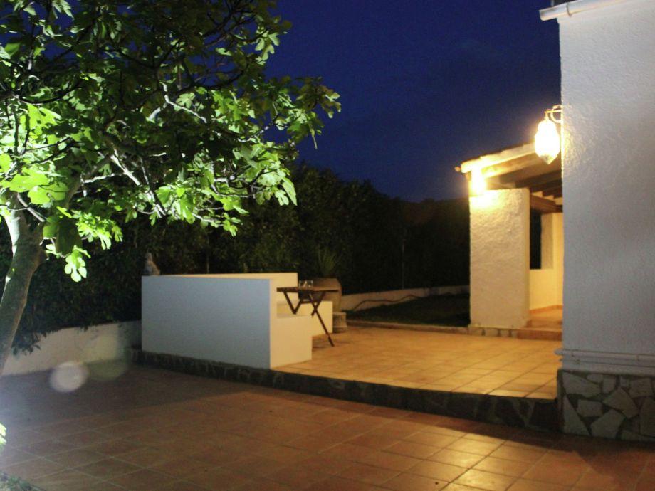 Außenaufnahme Villa Zapato