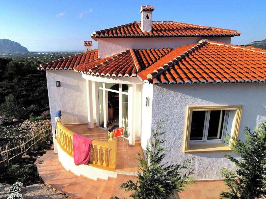 Außenaufnahme Casa Montaña de Alegria