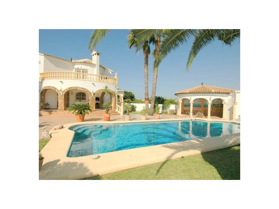 Außenaufnahme Villa Oliandre