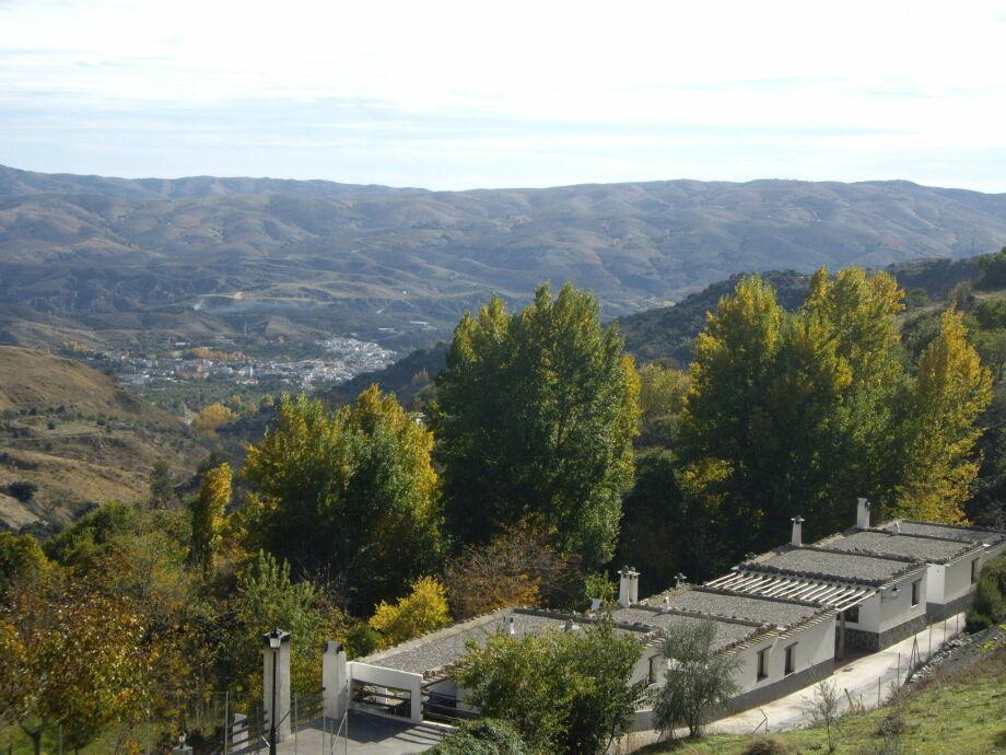 Außenaufnahme El Cercado Alpujarra