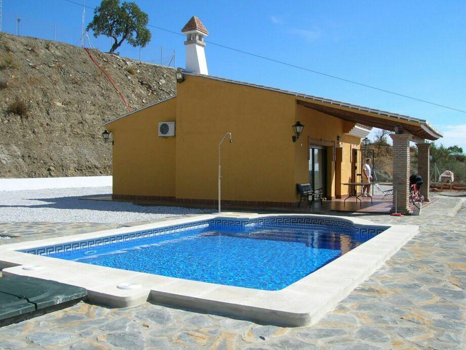 Außenaufnahme Casa Benamocarra