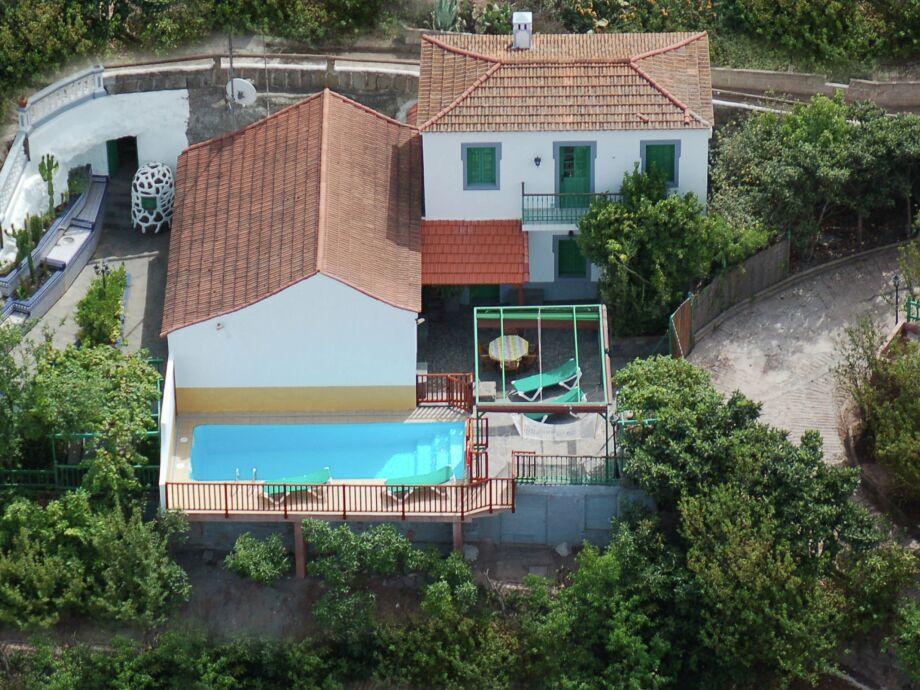 Außenaufnahme Casa Lucianita