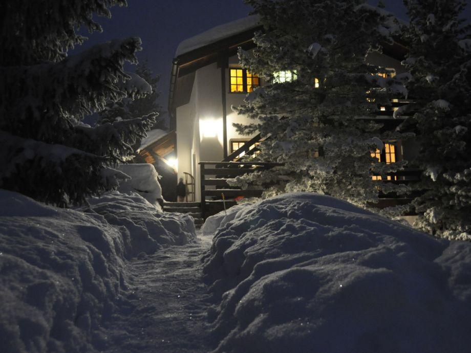 Chalet Goldblick - Winterabend