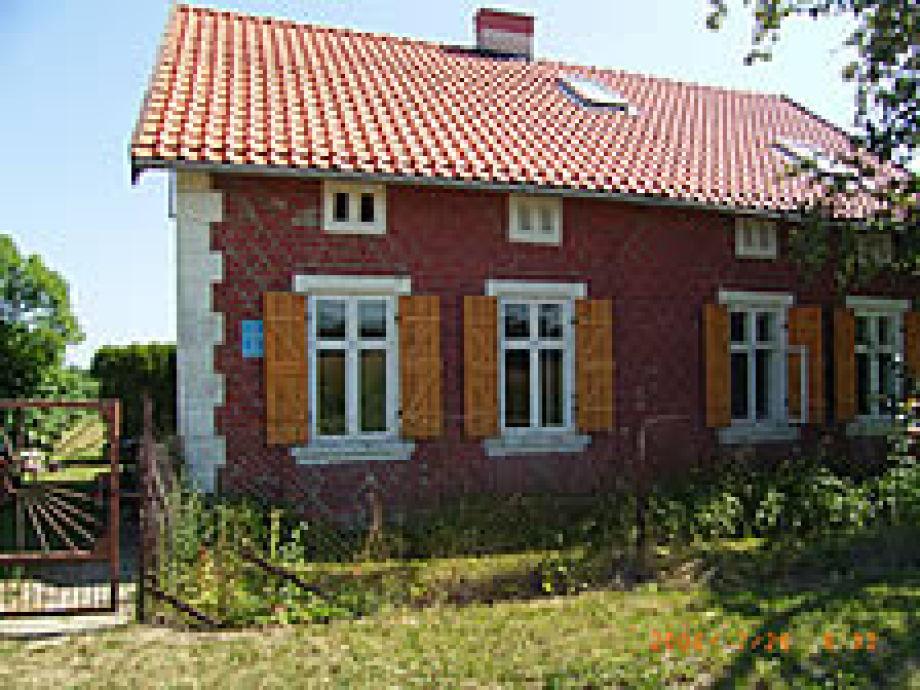 Haus von vorn